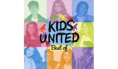 Musik-CD »Best Of / Kids United« kaufen