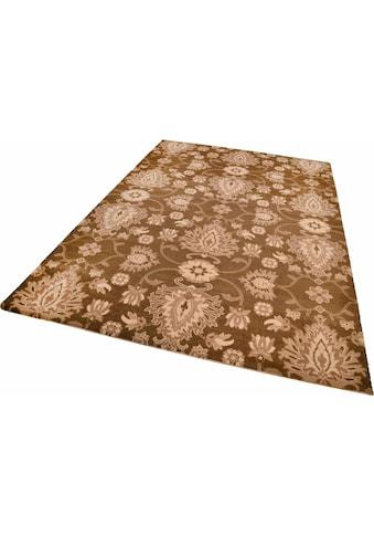 THEKO Teppich »Timeless 1«, rechteckig, 12 mm Höhe, Wohnzimmer kaufen