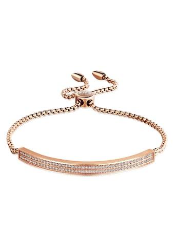 AILORIA Armband »ADRIANA Armband Roségold«, Größenverstellbar kaufen