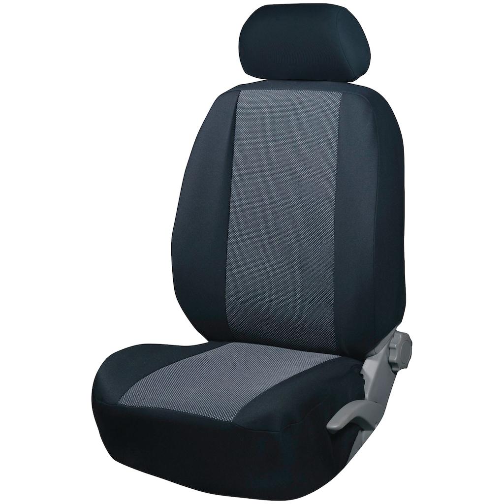 RÖKÜ-OTTO Autositzbezug »Costa«, schwarz