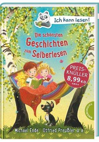 Buch »Ich kann lesen!: Die schönsten Geschichten zum Selberlesen / Michael Ende,... kaufen