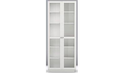 Home affaire Schranktür »Anette«, 2 Glastüren passend zum Modulsystem Anette, Breite... kaufen