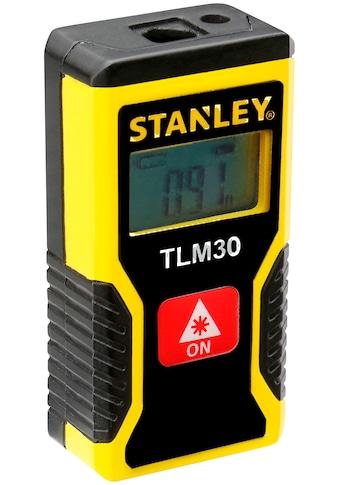 STANLEY Entfernungsmesser »TLM30«, mit integriertem Akku kaufen
