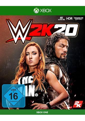 WWE 2K20 Xbox One kaufen