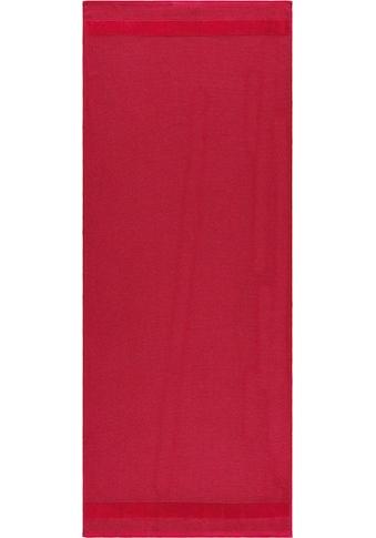 Egeria Saunatuch »Aron«, (1 St.), mit Samtstreifen kaufen