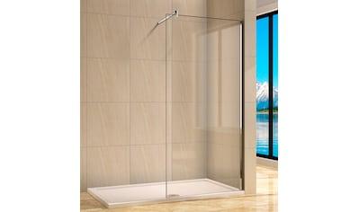 WELLTIME Walk - In Dusche »Rom«, Duschabtrennung Breite 80 cm kaufen