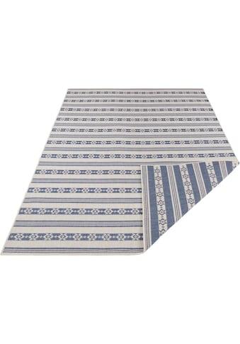 Teppich, »Fiji«, bougari, rechteckig, Höhe 5 mm, maschinell gewebt kaufen