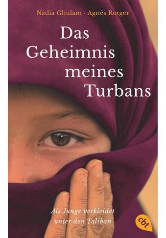 Buch »Das Geheimnis meines Turbans / Nadia Ghulam, Agnès Rotger, Silke Kleemann« kaufen