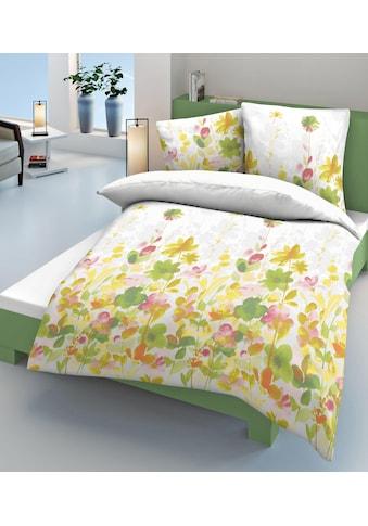 Renforcé Bettwäsche »Flores« kaufen