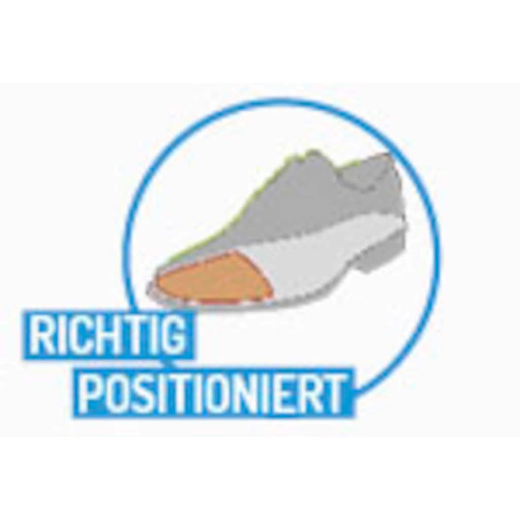 Fußgut Spreizfußpolster »Spreizfuß-Halbsohle mit Stützpelotte«, (2 tlg.)