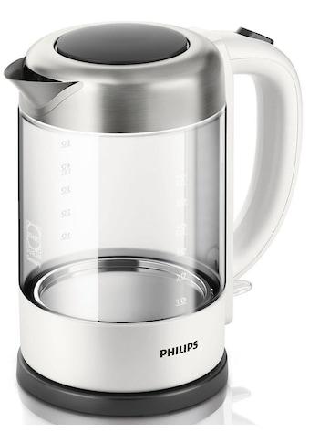 Philips Wasserkocher »Glas HD9340/00«, 1,5 l, 2200 W kaufen