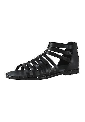 Sandalette in raffinierter Schnittführung kaufen