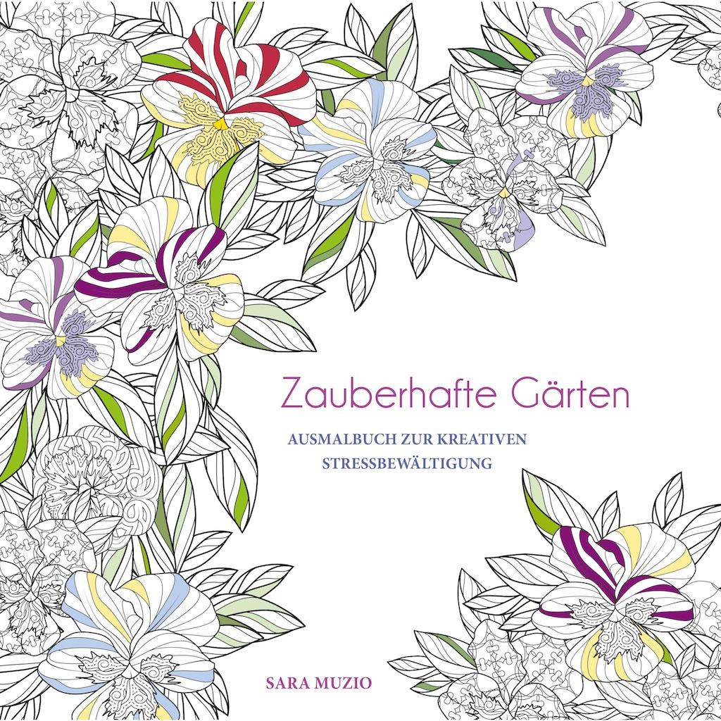 Buch »Zauberhafte Gärten / Sara Muzio«
