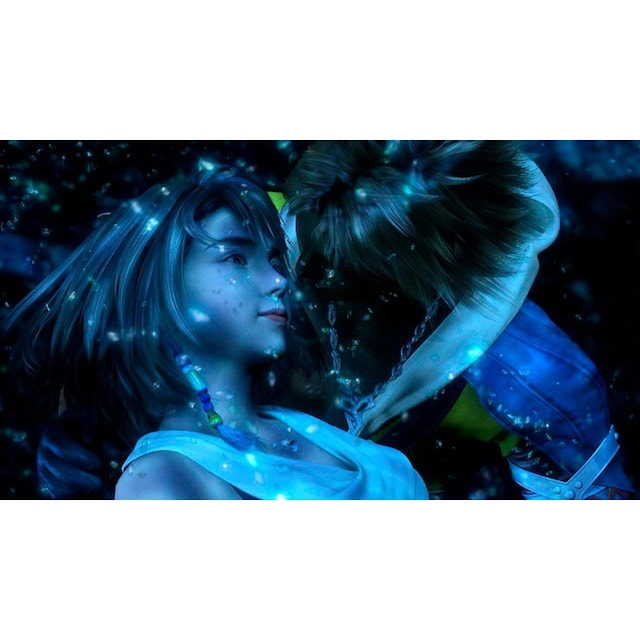 Final Fantasy X/X-2 Nintendo Switch