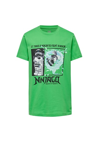 "LEGO® Wear Kurzarmshirt »CM-50104«, ""Ninjago Motiv"" kaufen"