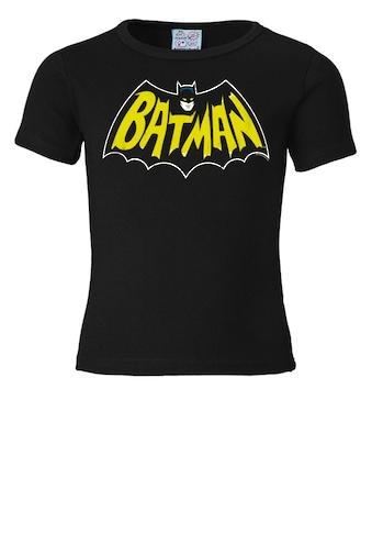 LOGOSHIRT T-Shirt »Batman«, mit coolem Superhelden-Motiv kaufen