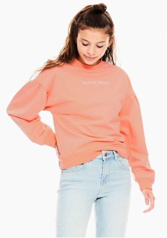 Garcia Sweatshirt, mit Ballon Ärmeln kaufen