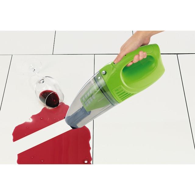 CLEANmaxx Akku-Handstaubsauger 2in1 Nass/Trocken, beutellos