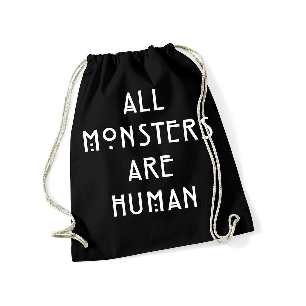 American Horror Story Turnbeutel »American Horror Story All Monsters Bag«