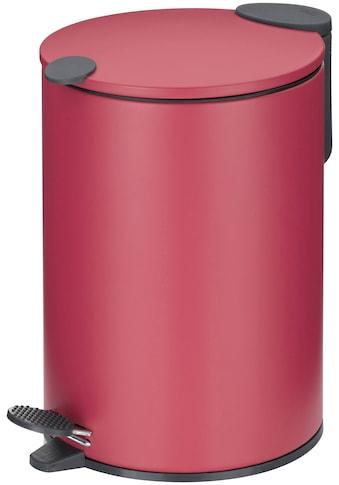 kela Kosmetikeimer »Mats«, Ø 17 cm, Höhe 23 cm, Fassungsvermögen 3 l, mit Absenkautomatik kaufen