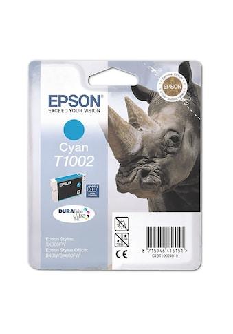 Epson Tintenpatrone Nr. T1002 kaufen