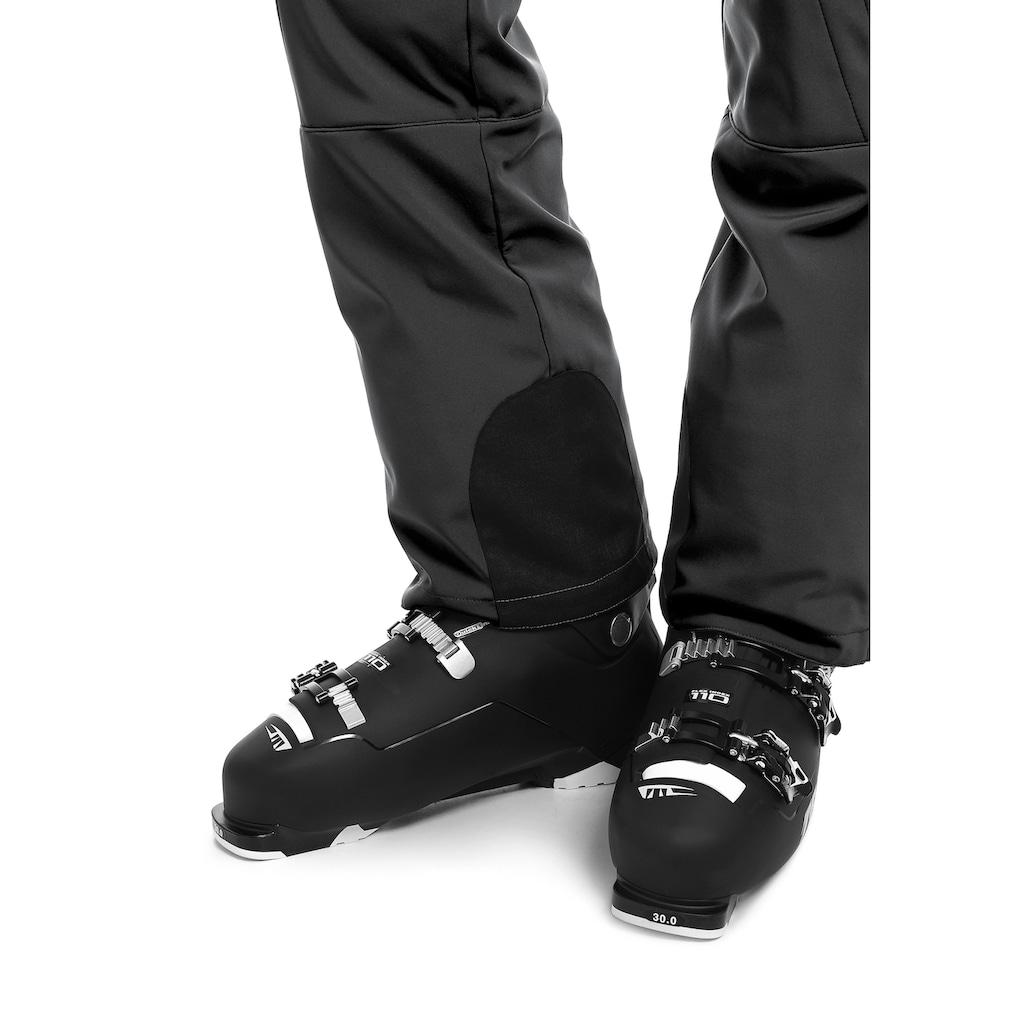 Maier Sports Skihose »Lothar 2«, Aus elastischem Softshell, warm und winddicht
