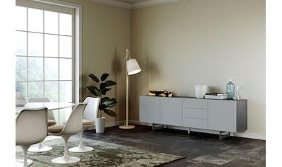 DIVENTA Sideboard »ITACA«, Breite 220 cm kaufen