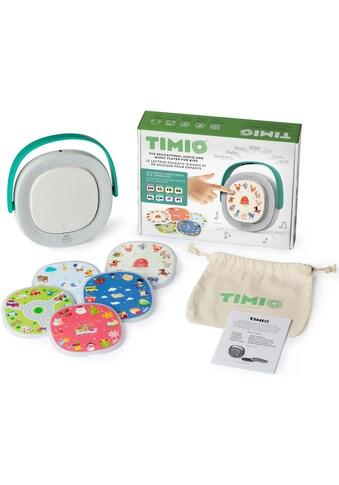 TIMIO Lernspielzeug »TIMIO-Player, Starter-Kit«, interaktiver, bilingualer und... kaufen