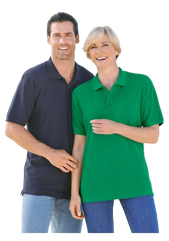 Fruit Of The Loom Poloshirt aus reiner Baumwolle kaufen