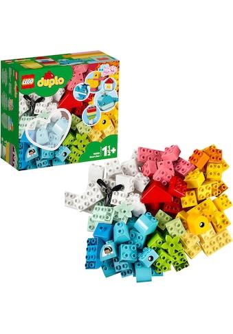 """LEGO® Konstruktionsspielsteine """"Mein erster Bauspaß (10909), LEGO® DUPLO®"""", (80 - tlg.) kaufen"""