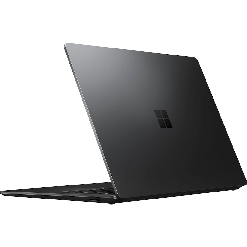 Microsoft Notebook »Surface Laptop 3 i5 13,5 8GB / 256GB matt schwarz«, (256 GB SSD)