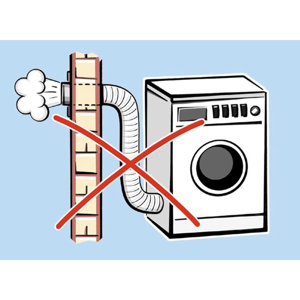 WENKO Luftentfeuchter »Wäschetrocknerkondensator«, für 20 m³ Räume