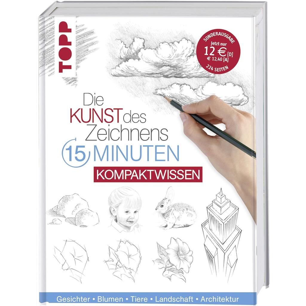 Buch »Die Kunst des Zeichnens 15 Minuten - Kompaktwissen / Frechverlag«