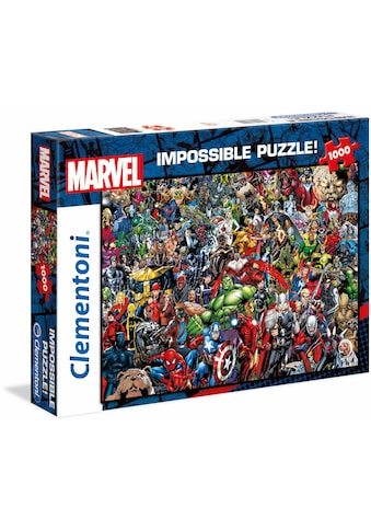 Clementoni® Puzzle »Impossible Collection -Marvel«, Made in Europe, FSC® - schützt... kaufen