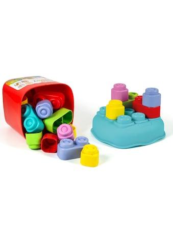 """Clementoni® Spielbausteine """"Clemmy Baby Eimer"""", Kunststoff, (20 - tlg.) kaufen"""