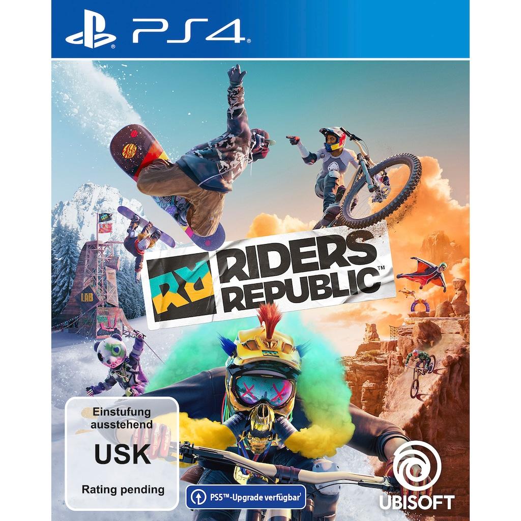 UBISOFT Spiel »Riders Republic«, PlayStation 4