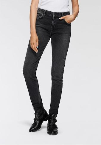 LTB Boyfriend-Jeans »MIKA C«, mit schmalem Bein und normaler Leibhöhe im tapered Fit kaufen