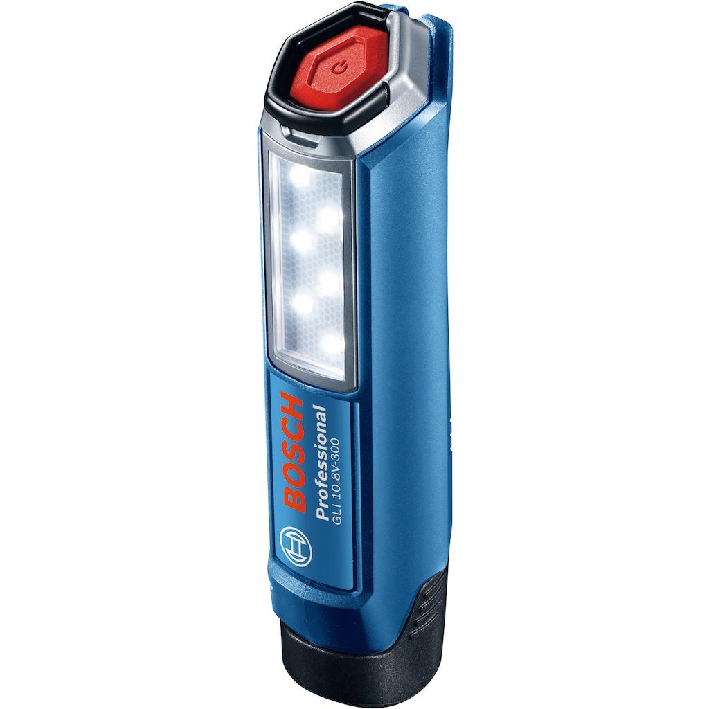 Bosch Professional LED Arbeitsleuchte »GLI 12V-300«, 12 V, 300 lm, ohne Akku