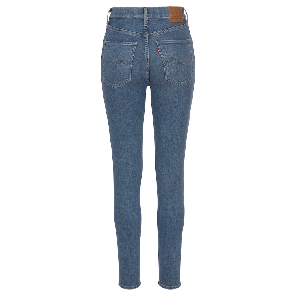 Levi's® Skinny-fit-Jeans »MILE HIGH SUPER SKINNY«
