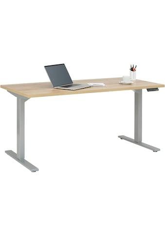 Maja Möbel Schreibtisch »5503 eDJUST«, höhenverstellbarer kaufen