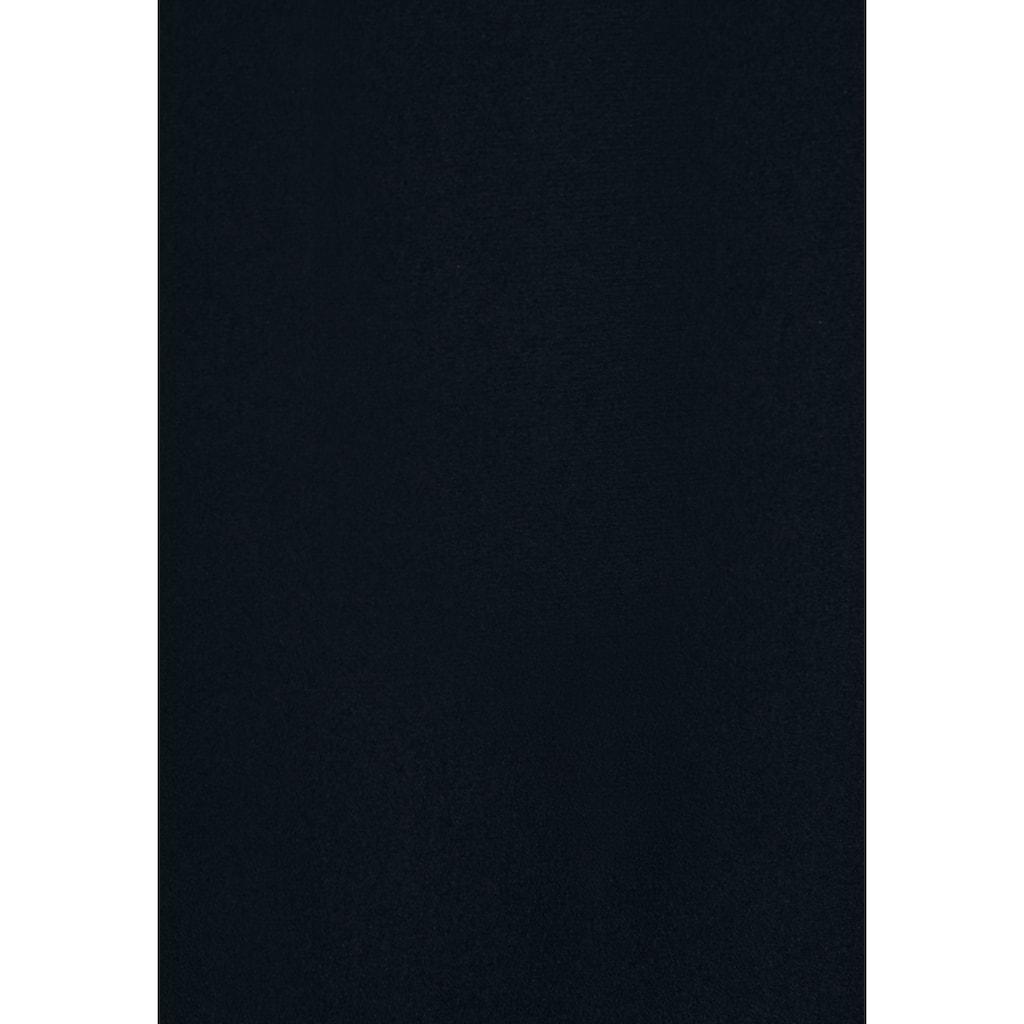 seidensticker Hemdbluse »Schwarze Rose«