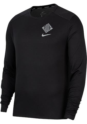 Nike Laufshirt »Pacer Crew« kaufen
