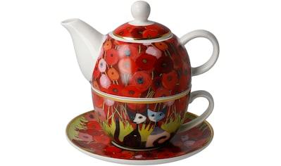Goebel Teekanne »Innamorati tra i papaveri«, 2 in 1 kaufen