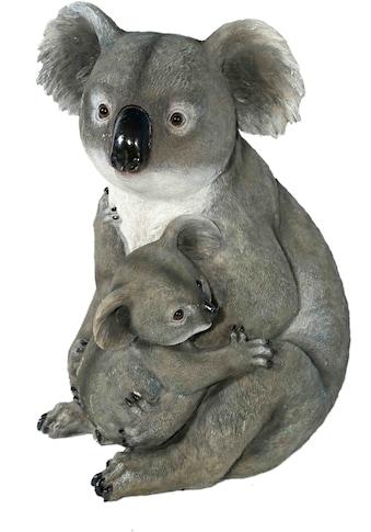 Casa Collection by Jänig Tierfigur »Koala mit Babykoala sitzend, H: 40 cm« kaufen