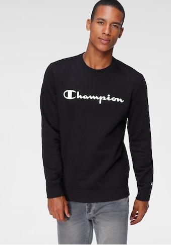 Champion Sweatshirt »CEWNECK SWEATSHIRT« kaufen