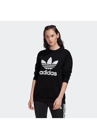 adidas Originals Sweatshirt »TREFOIL CREW SWEATSHIRT« kaufen