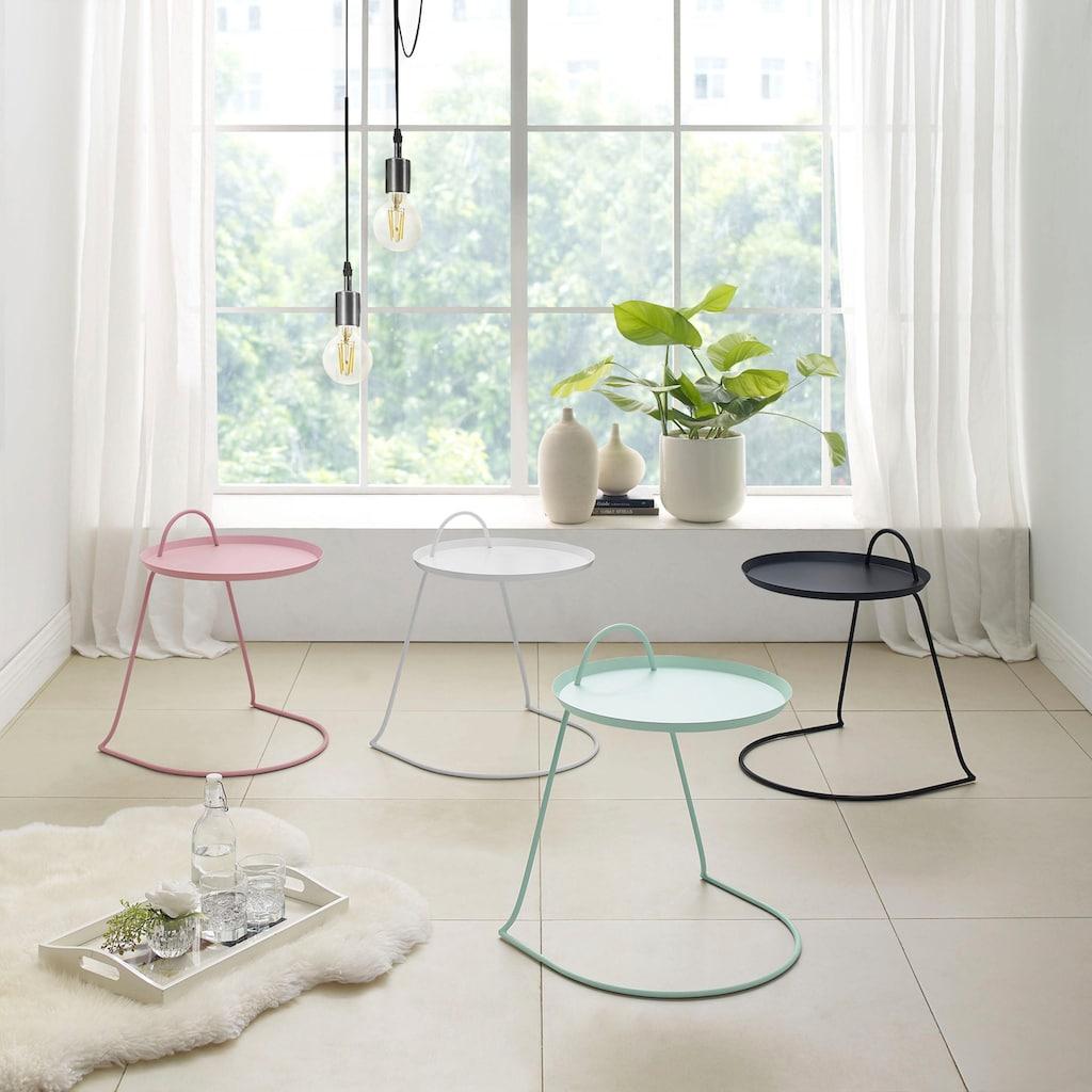 COUCH♥ Beistelltisch »Couch Companion«, aus Metall, COUCH Lieblingsstücke