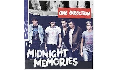 Musik-CD »Midnight Memories / One Direction« kaufen