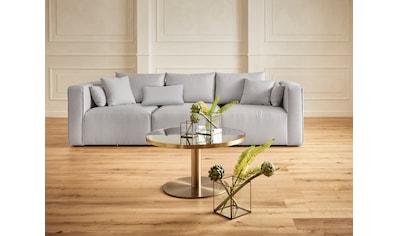 Guido Maria Kretschmer Home&Living 3-Sitzer »Comfine«, zusammengesetzt aus Modulen, in... kaufen