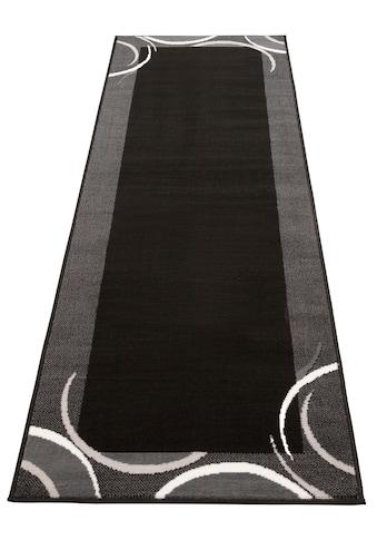my home Läufer »Noah«, rechteckig, 7 mm Höhe, weiche Haptik, mit Bordüre kaufen